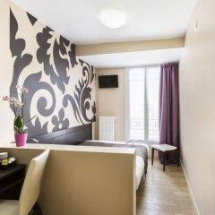 Отель Hôtel Bastille Франция, Париж - отзывы, цены и фото номеров - забронировать отель Hôtel Bastille онлайн комната для гостей фото 5