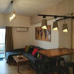 Отель Luxury Acropolis Suite комната для гостей фото 4