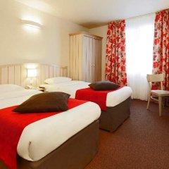 Отель Campanile Val de France 3* Стандартный номер с различными типами кроватей фото 4