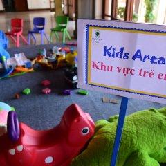 Отель Secret Garden Villas-Furama Beach Danang детские мероприятия фото 2