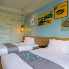 Отель Holiday Inn Resort Krabi Ao Nang Beach комната для гостей