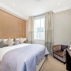 Отель 130 Queen's Gate Apartments Великобритания, Лондон - отзывы, цены и фото номеров - забронировать отель 130 Queen's Gate Apartments онлайн комната для гостей фото 5