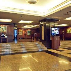 Отель Grand Hotel Sofia Болгария, София - 1 отзыв об отеле, цены и фото номеров - забронировать отель Grand Hotel Sofia онлайн интерьер отеля