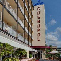 Отель Cosmopol Испания, Ларедо - отзывы, цены и фото номеров - забронировать отель Cosmopol онлайн парковка