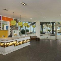 Отель Hilton Al Hamra Beach & Golf Resort интерьер отеля фото 2