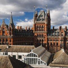 Отель Bright Queen Alexandra Apartment - MPN Великобритания, Лондон - отзывы, цены и фото номеров - забронировать отель Bright Queen Alexandra Apartment - MPN онлайн балкон