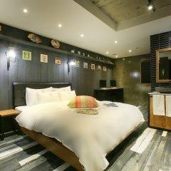 Отель Yaja Jongno Южная Корея, Сеул - отзывы, цены и фото номеров - забронировать отель Yaja Jongno онлайн комната для гостей фото 2