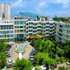 Отель New Wave Vung Tau Вьетнам, Вунгтау - отзывы, цены и фото номеров - забронировать отель New Wave Vung Tau онлайн пляж