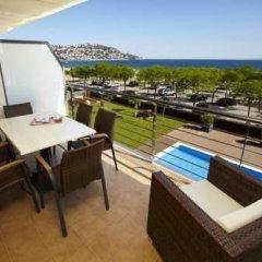 Отель Camping Salata Испания, Курорт Росес - отзывы, цены и фото номеров - забронировать отель Camping Salata онлайн балкон