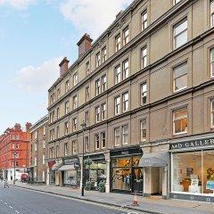Отель Chiltern Street Serviced Apartments Великобритания, Лондон - отзывы, цены и фото номеров - забронировать отель Chiltern Street Serviced Apartments онлайн