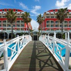 Orange County Resort Hotel Belek Богазкент приотельная территория