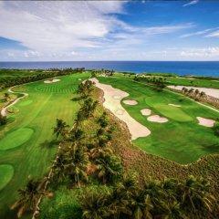 Отель Villa With 3 Bedrooms in Punta Cana, With Private Pool, Furnished Gard спортивное сооружение