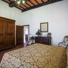 Отель Fattoria Guicciardini Сан-Джиминьяно комната для гостей фото 2
