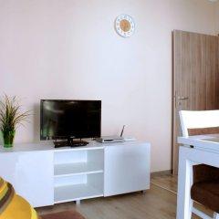 Отель Menada VIP Park Apartments Болгария, Солнечный берег - отзывы, цены и фото номеров - забронировать отель Menada VIP Park Apartments онлайн удобства в номере фото 2