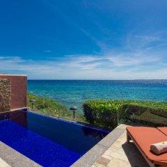 Отель Crimson Resort and Spa Mactan Филиппины, Лапу-Лапу - 1 отзыв об отеле, цены и фото номеров - забронировать отель Crimson Resort and Spa Mactan онлайн бассейн фото 3