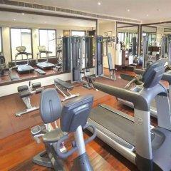 Отель Anantara Bophut Koh Samui Resort Самуи фитнесс-зал