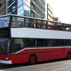 Отель Ghotel Nymphenburg Мюнхен городской автобус