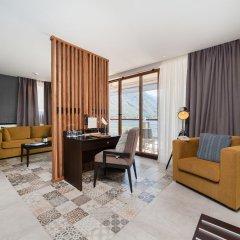 Отель Casa del Mare - Amfora Черногория, Доброта - отзывы, цены и фото номеров - забронировать отель Casa del Mare - Amfora онлайн комната для гостей фото 4