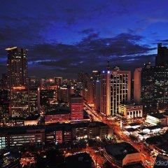 Makati Palace Hotel балкон
