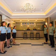 Erus Suites Hotel фитнесс-зал