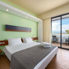 Отель GQ Hotel and Club Греция, Родос - отзывы, цены и фото номеров - забронировать отель GQ Hotel and Club онлайн комната для гостей фото 3