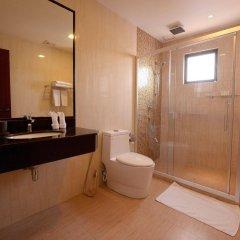 Champa Central Hotel ванная