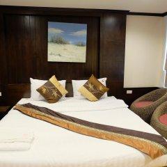 Отель Everest Boutique 8 Inn Бангкок комната для гостей фото 5