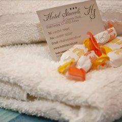 Отель Staccoli Италия, Римини - 1 отзыв об отеле, цены и фото номеров - забронировать отель Staccoli онлайн ванная