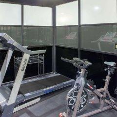 Отель Ramada by Wyndham Culver City фитнесс-зал