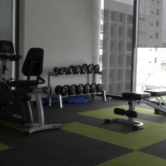 Отель The Skyloft Бангкок фитнесс-зал фото 3