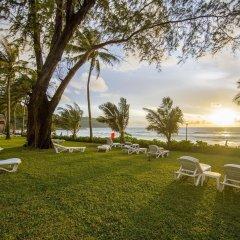 Отель Katathani Phuket Beach Resort пляж фото 2