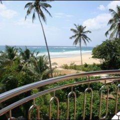 Отель Villa Jayananda балкон