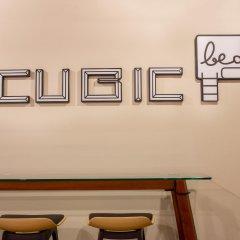 Отель Cubic Pratunam интерьер отеля фото 2