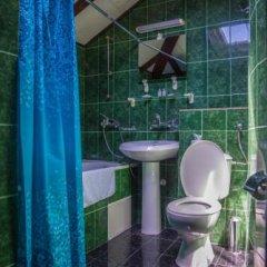 Отель Виктория Отель Болгария, Несебр - отзывы, цены и фото номеров - забронировать отель Виктория Отель онлайн ванная фото 2
