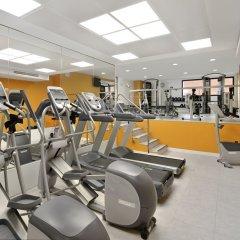 Отель Melia Costa del Sol фитнесс-зал фото 3