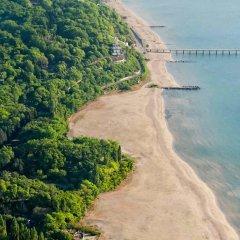 Primoretz Grand Hotel & SPA пляж