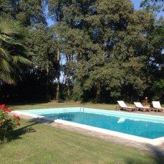 Отель B&b Villa Partitore Пьяченца бассейн