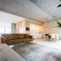 Апартаменты Houthavens Serviced Apartments бассейн