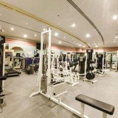 Отель Ewan Hotel Sharjah ОАЭ, Шарджа - отзывы, цены и фото номеров - забронировать отель Ewan Hotel Sharjah онлайн фитнесс-зал фото 3
