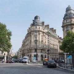 Отель Contemporary near Arc de Triomphe Париж