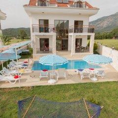 Smansvillas Турция, Олудениз - отзывы, цены и фото номеров - забронировать отель Smansvillas онлайн бассейн фото 3