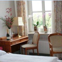 Отель Krone Германия, Мюнхен - 1 отзыв об отеле, цены и фото номеров - забронировать отель Krone онлайн удобства в номере фото 2