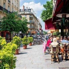 Отель Apart Inn Paris - Quincampoix Франция, Париж - отзывы, цены и фото номеров - забронировать отель Apart Inn Paris - Quincampoix онлайн фото 2