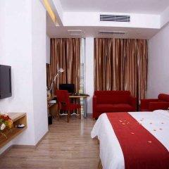 Отель Lavande Hotels·Dayun Center Hengang Metro Station Shenzhen Шэньчжэнь комната для гостей