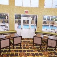 Отель Hampton Inn & Suites Lake City, Fl Лейк-Сити бассейн фото 3