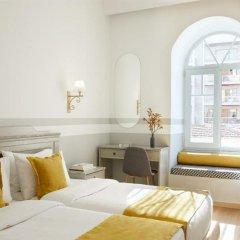 Luxembourg Hotel Салоники комната для гостей фото 4
