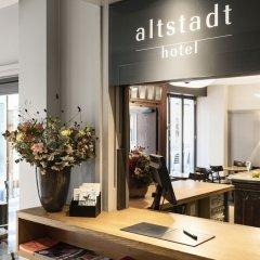 Hotel Altstadt Цюрих интерьер отеля фото 3