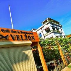 Отель Villa Velzon Guesthouse Черногория, Будва - отзывы, цены и фото номеров - забронировать отель Villa Velzon Guesthouse онлайн приотельная территория