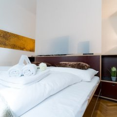 Апартаменты Vienna Residence Conventient Apartment for 2 With Perfect Airport Connection Вена комната для гостей фото 2