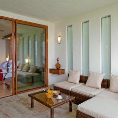 Отель The Kumul Deluxe Resort & Spa Сиде комната для гостей фото 3